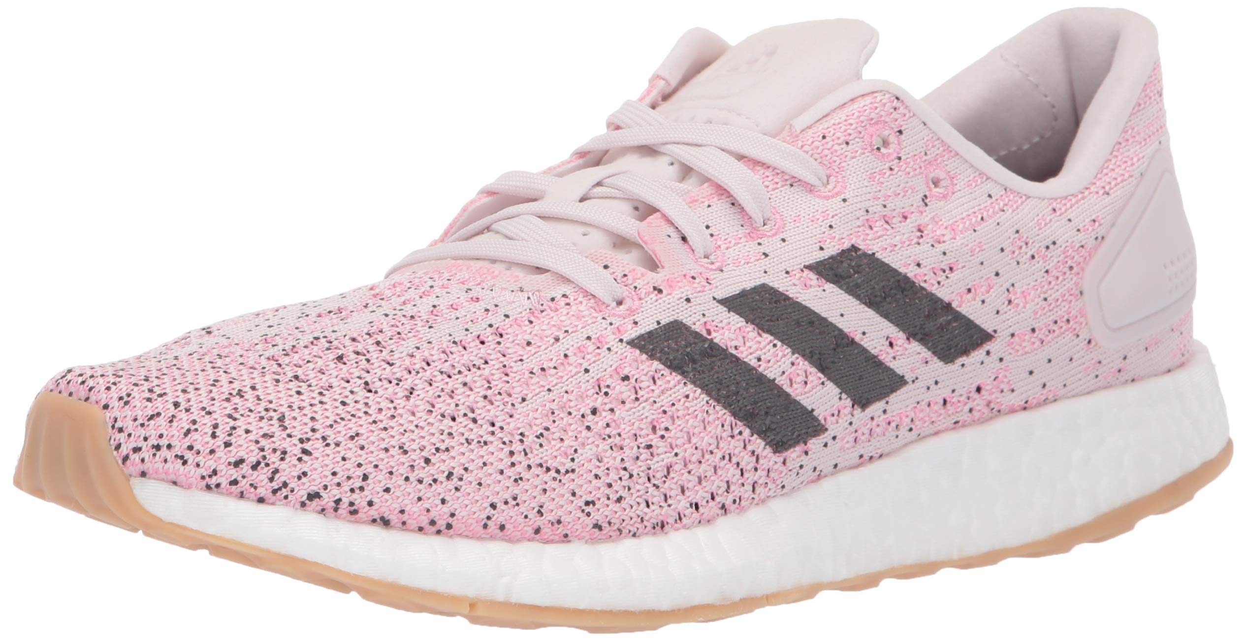 adidas Women's Pureboost DPR Running Shoes, True Pink/Carbon/Orchid Tint, 11.5 M US by adidas