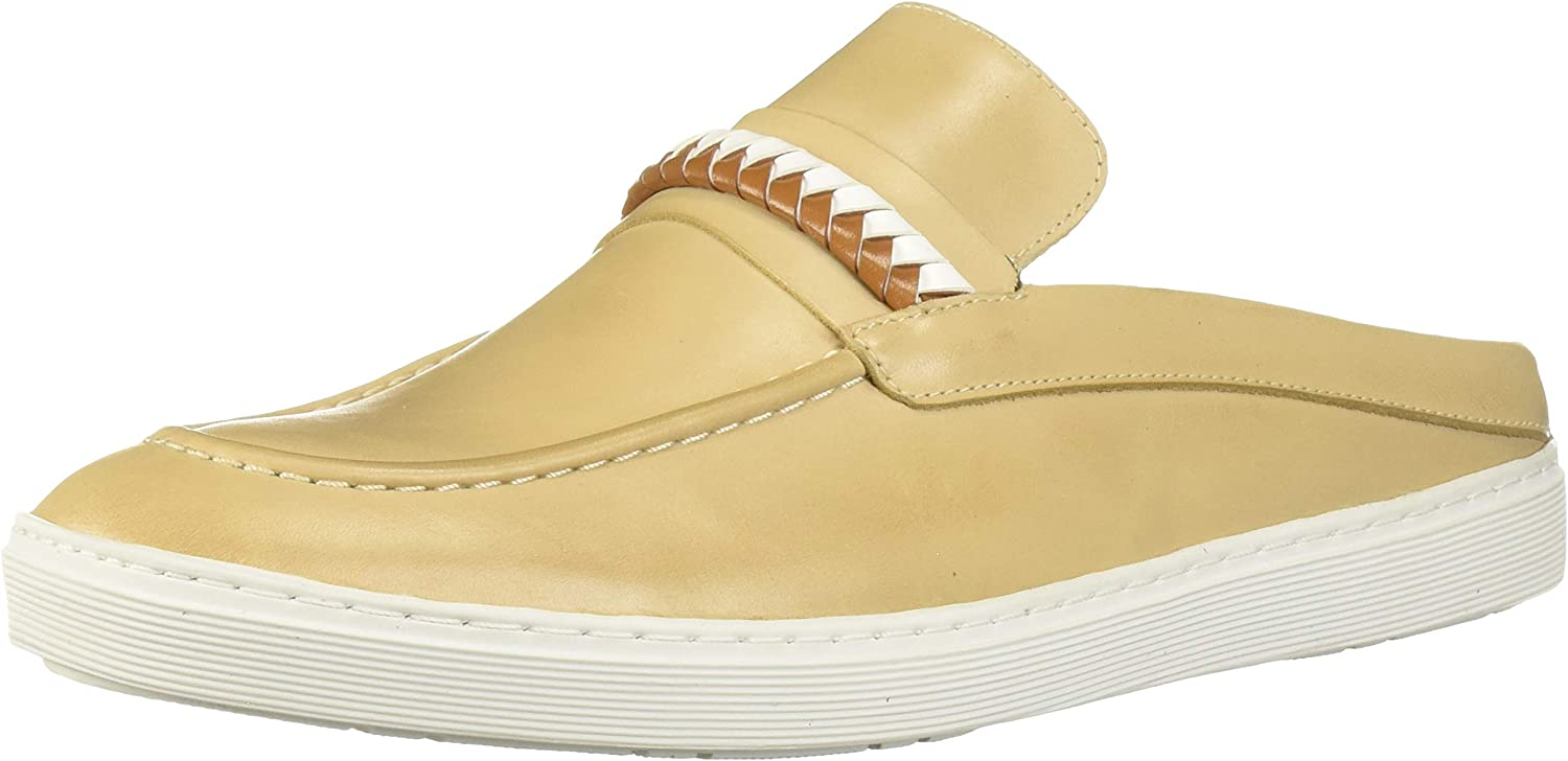 Driver Club USA Mens Leather Made Slide sold out in Penny Washington Mall Brazil Florida
