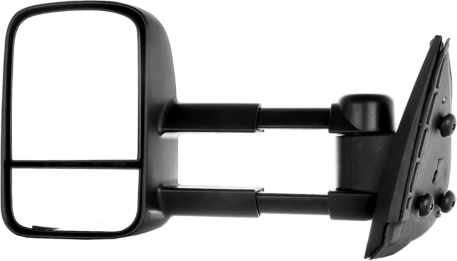LSAILON Tow Mirrors Towing Mirrors Fit for 2007-2014 Chevy ...
