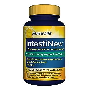 Amazon.com: Renew Life intestinew, 631257347299, 1, 1 ...