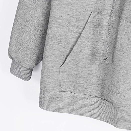 Amazon.com: Sweatshirts for Women Hoodie Pullover,Cat Ear Solid Hoodie Sweatshirt: Clothing
