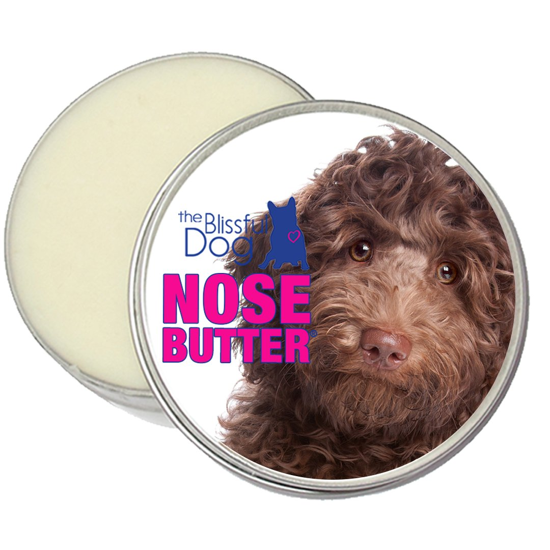 4-Ounce The Blissful Dog Labradoodle Nose Butter, 4-Ounce