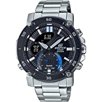 Casio ECB-20DB-1ADF Edifice Bluetooth Connect Analog Digital Watch