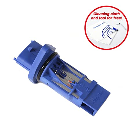 Mass Air Flow Sensor for Buick Allure LaCrosse Rendezvous Cadillac CTS STS 3.6L