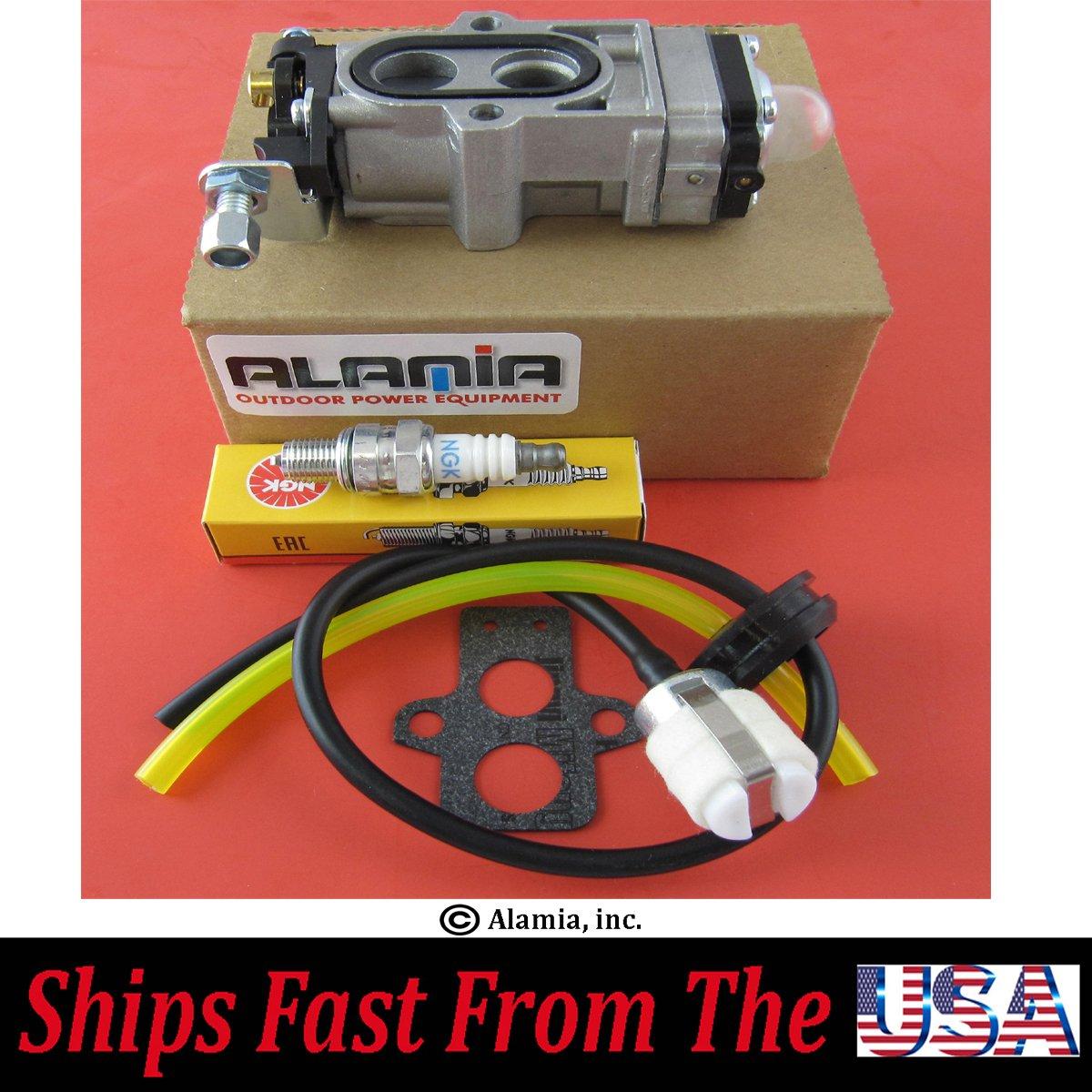 Redmax New Carburetor Re Power Kit Fits Ebz 7500 Fuel Filter Blower Replaces 581156101 544363001 Wya 64 Garden Outdoor