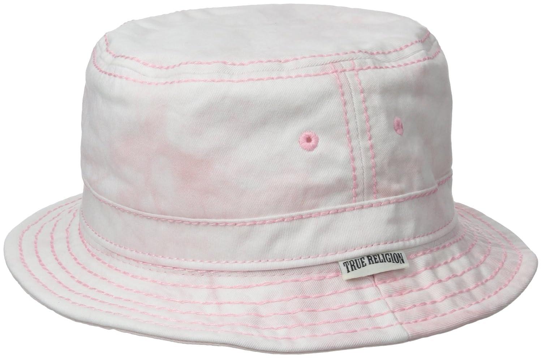 ca3ecf9ea2a True Religion Men s Reversible Marble-Dye Bucket Hat  Amazon.co.uk  Clothing