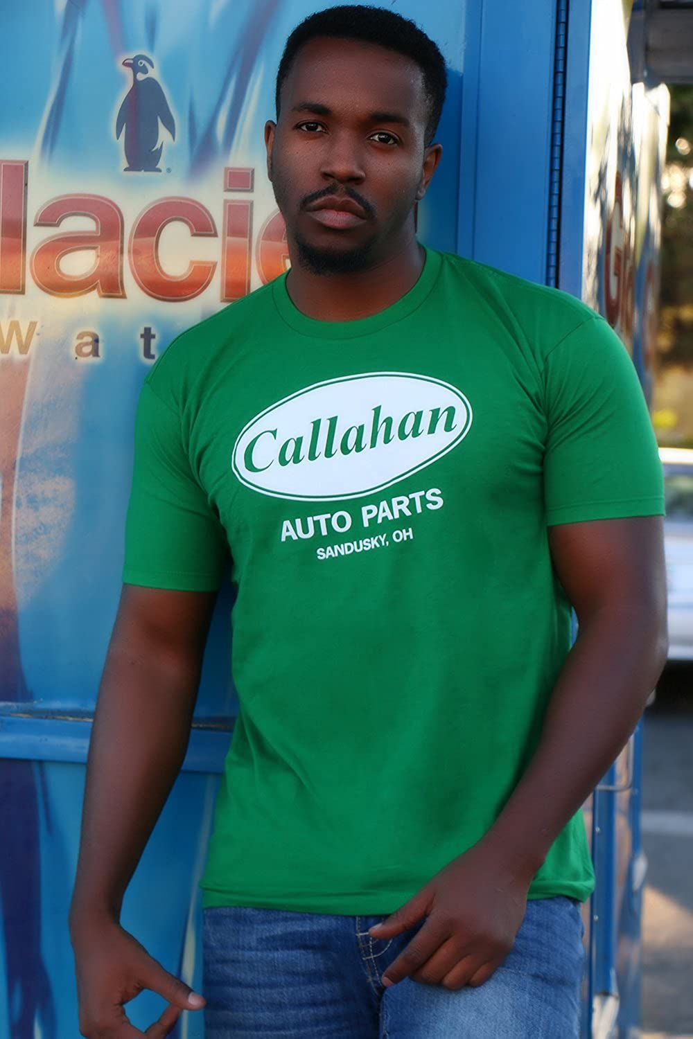 Mens Callahan Auto T Shirt Funny Shirts Cool Humor Graphic Saying Sarcasm Tee |