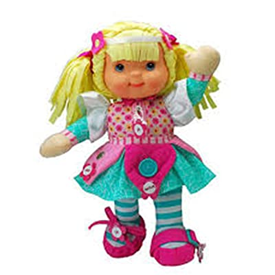 Zip-ity 14 Inch Activity Princess Doll - Blonde,Cloth in assorted: Toys & Games