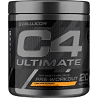 Cellucor C4 Ultimate Pre Workout Powder with Beta Alanine