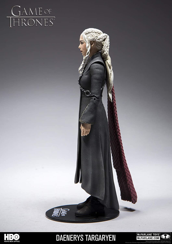 McFarlane Toys Game of Thrones Daenerys Targaryen Action Figure Multicolor