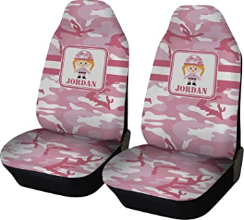 Camo Car Seat Cover Set