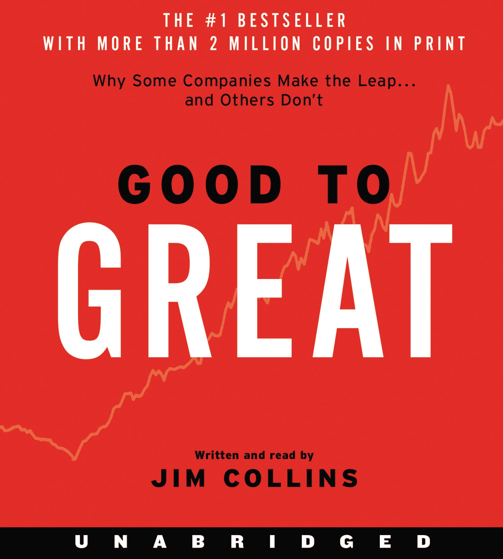 Good to Great CD: Why Some Companies Make the Leap.And Others Don't by Collins, James C. (Image #1)