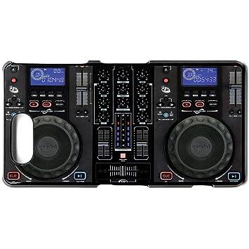 Case Chimp Xperia Z3 Compacto Mezclador CDDJ DJ Technics ...