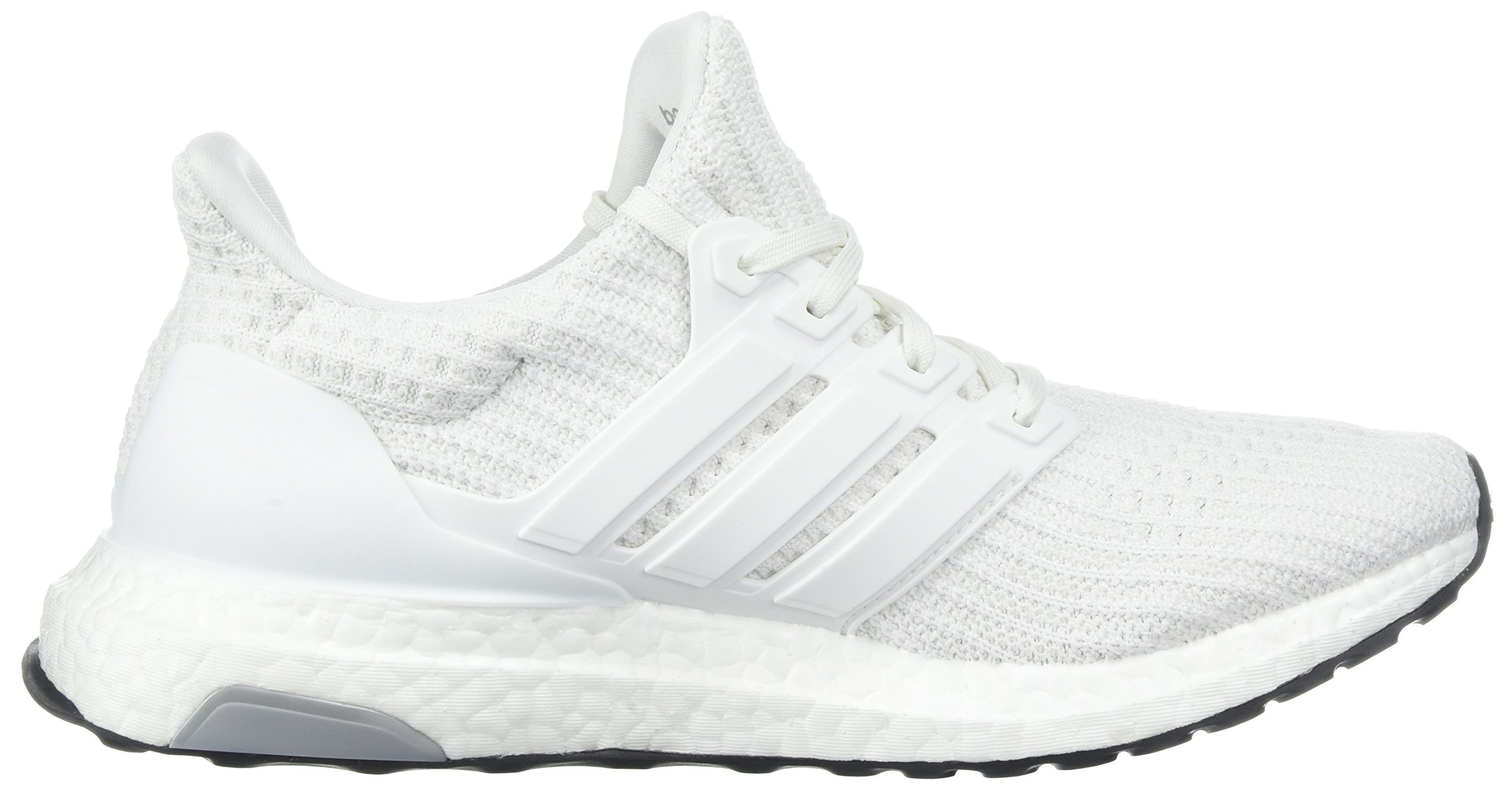 adidas Men's Ultraboost Road Running Shoe, White/White/White, 6.5 M US by adidas (Image #7)