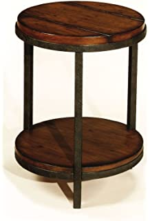 Beau Hammary Baja Round End Table