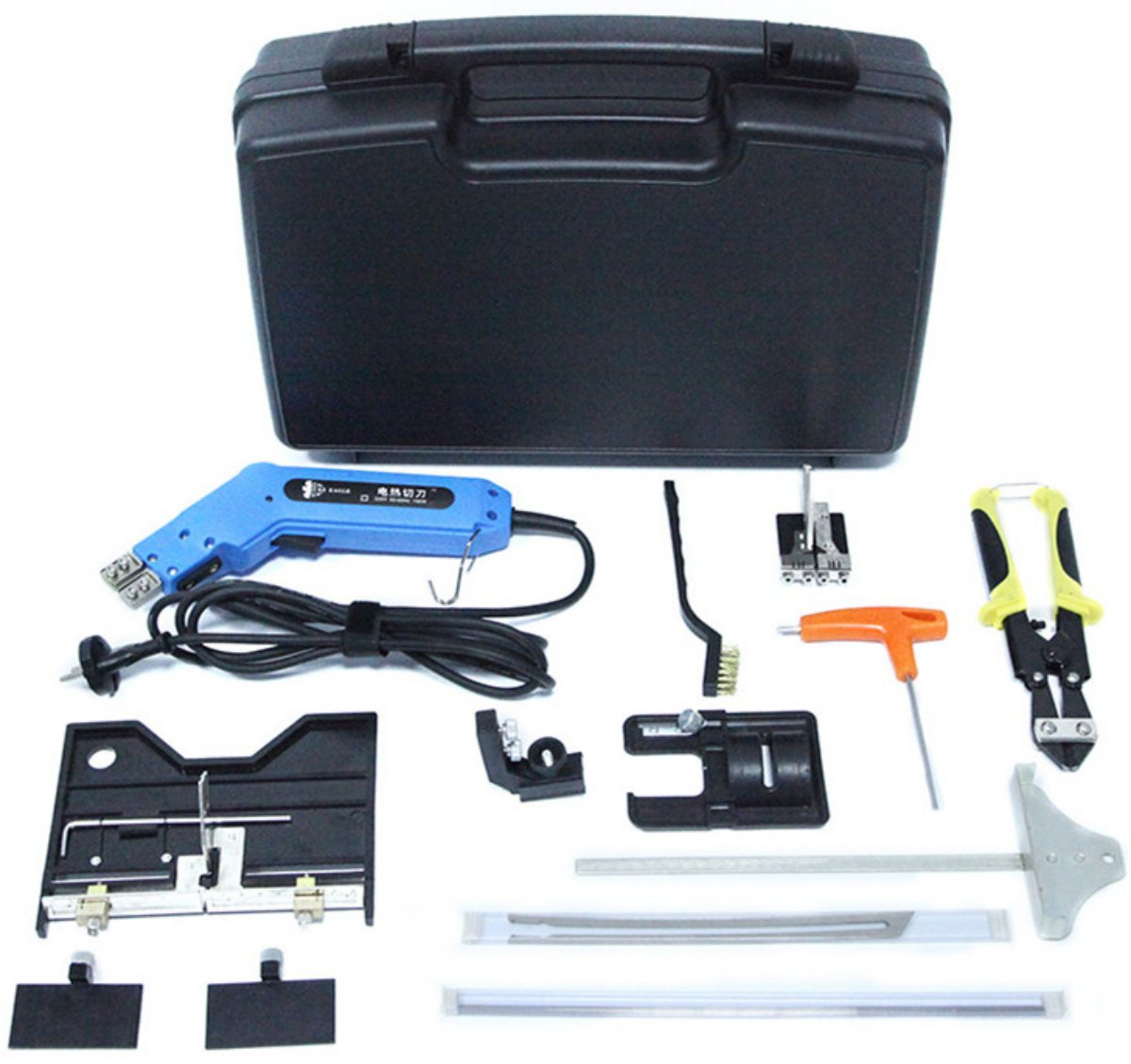 Handheld Hot Knife Wire Foam Heat Cutter Kit with Blades & Accessories 150W,110V by KS EAGLE