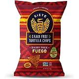 Siete Fuego Grain Free Tortilla Chips, 4 oz bag