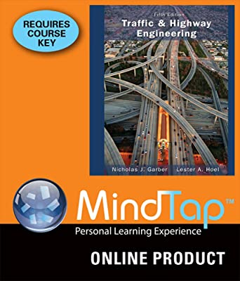 traffic and highway engineering mindtap course list