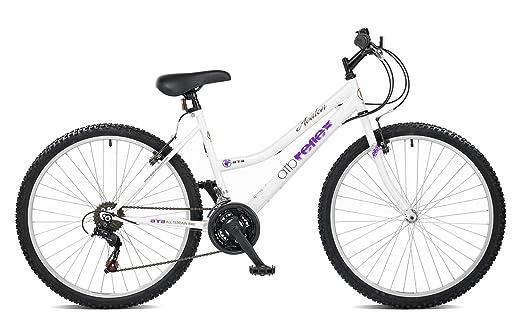 Reflex Avalon 19 Ladies Mountain Bike White Sports