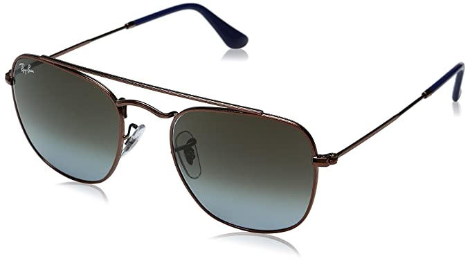 Amazon.com: Ray-Ban rb3557 Gafas de sol, Bronce, 54 mm: Clothing