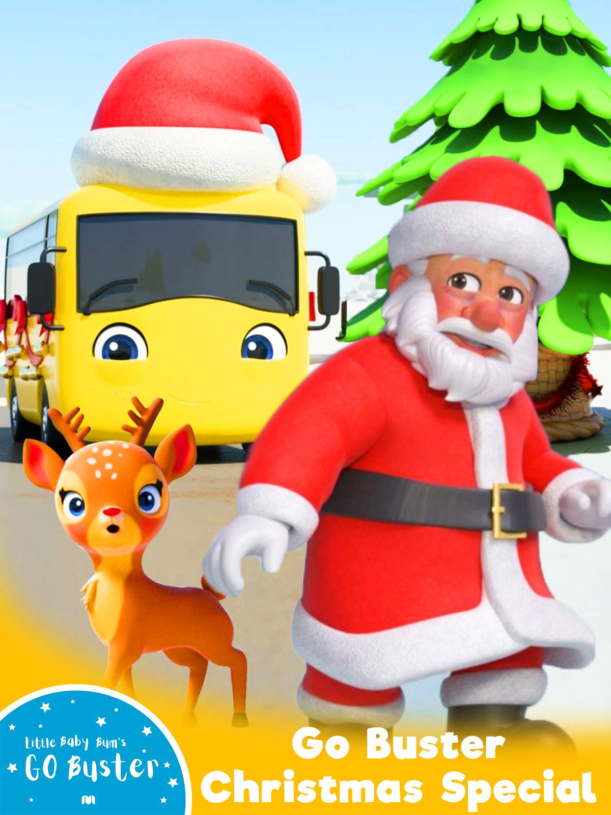 Go Buster - Christmas Special