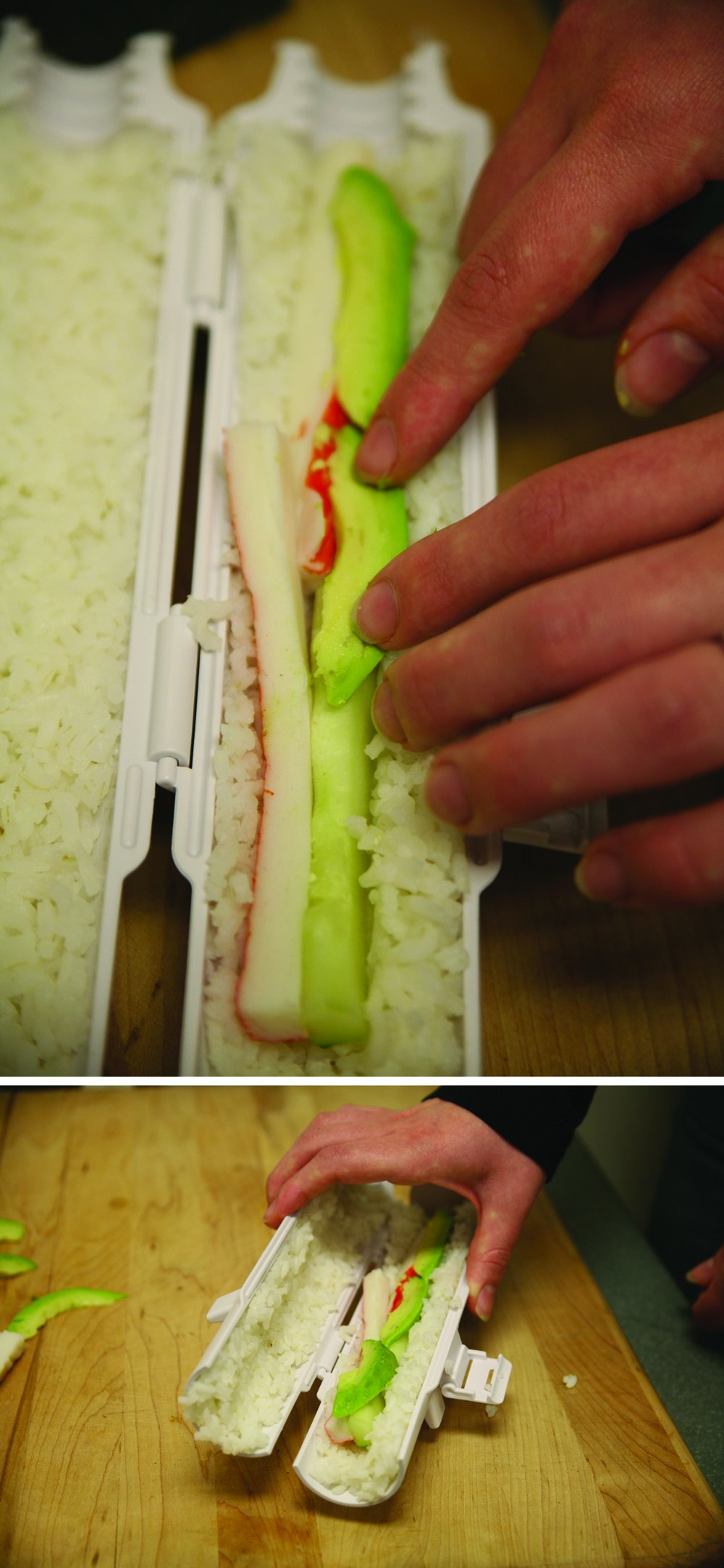 Camp Chef Sushezi Roller Kit - Sushi Rolls Made Easy by Sante (Image #3)