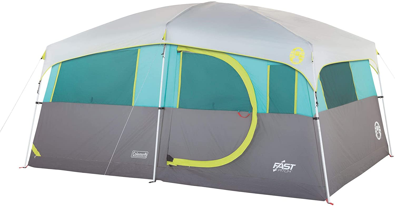 Coleman Tenaya Lake Fast Pitch 8 Person Tent