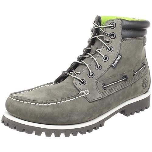 732f30478a3 Amazon.com   Timberland Men's Oakwell 7-Eye Moc-Toe Boot, Granite ...
