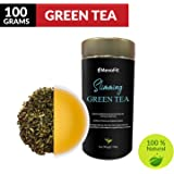 MevoFit Slimming Green Tea Loose Leaf (100 GMS) |100% Natural Detox Tea | Green Tea Leaves