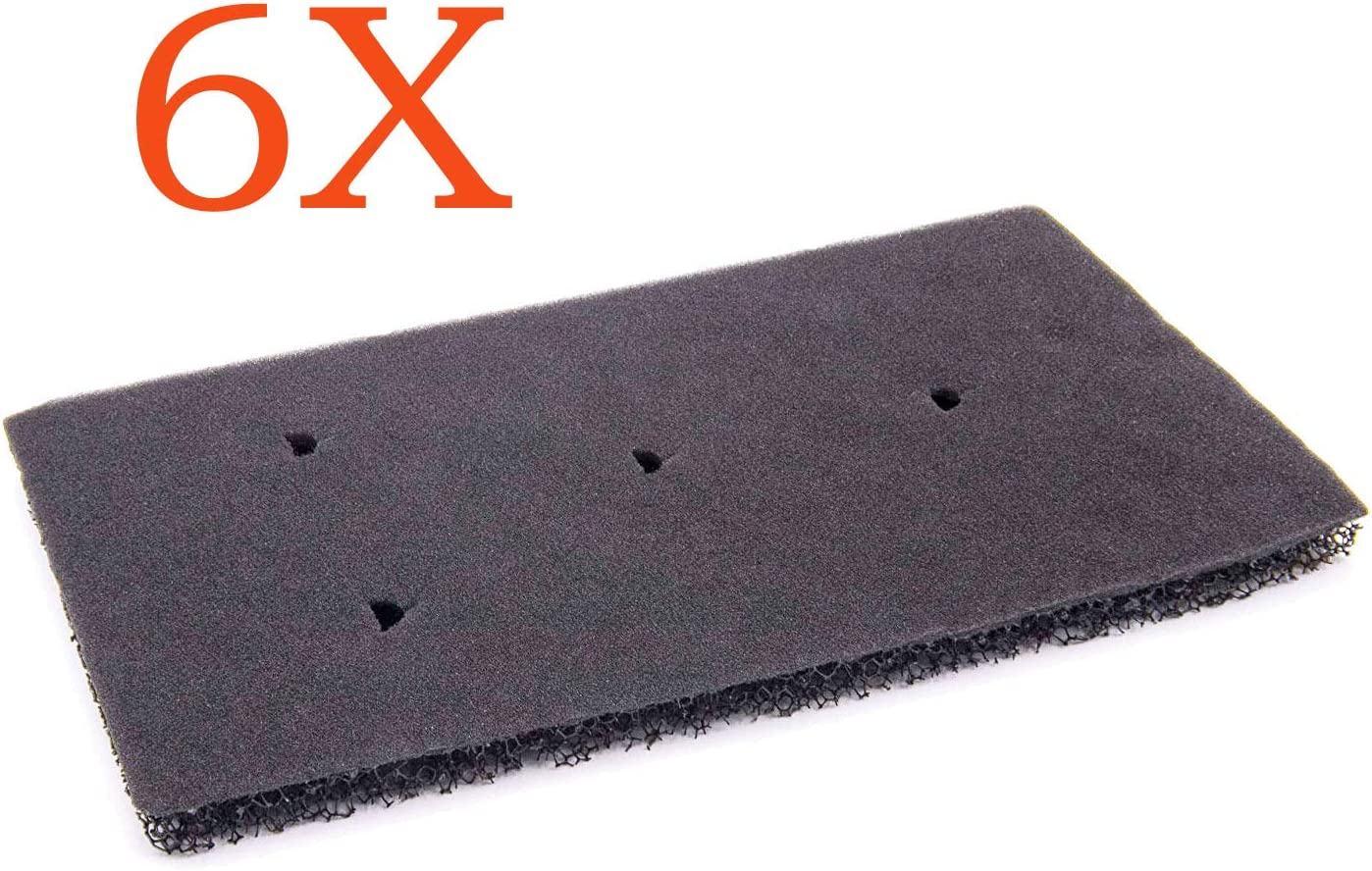 6x HX Filter f/ür 8015250474909 Bauknecht Privileg Whirlpool 481010716911