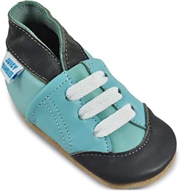 Soft Sole Leather Baby Shoes