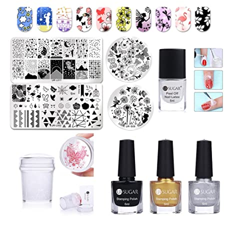 UR Sugar Nail Stamping Kit
