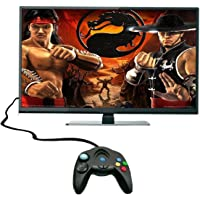 Techgifti™99000 Games in 1 TV Game - Just Plug in TV and Play