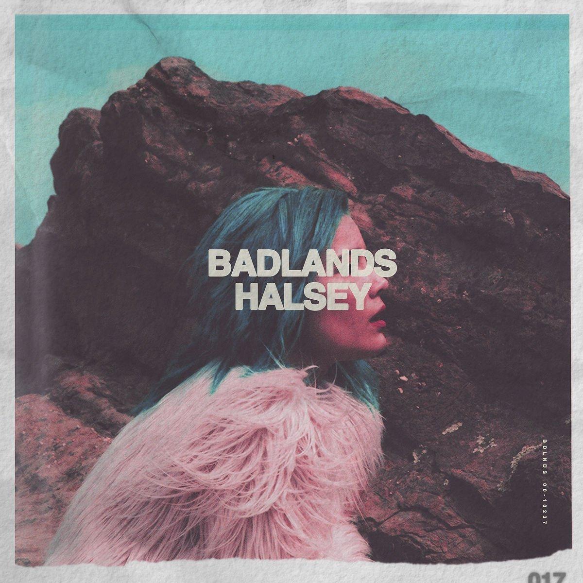 HALSEY - BADLANDS : PINK VINYL