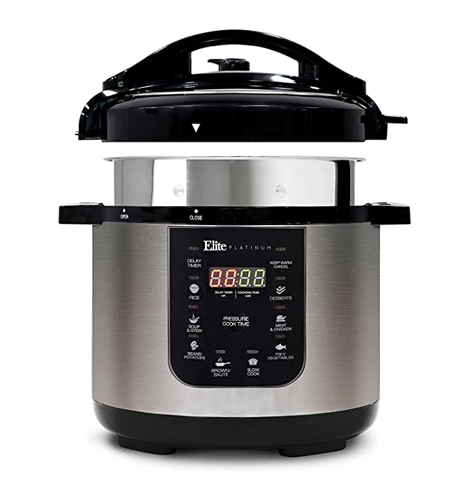 Top 10 Elite Multifunction Digital Pressure Cooker