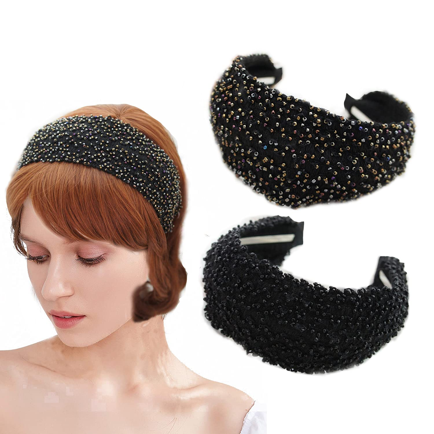 Fashionable Lace Flowers For Ladies/'s Hair Band Headband Headwear Accessories