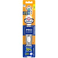 Spinbrush Proclean Battery Powered Toothbrush, Soft (Colors may vary)