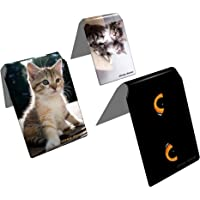 Stray Decor (Cats) Pack de 3 Fundas para Autobús Transporte/Billetes de Autobús