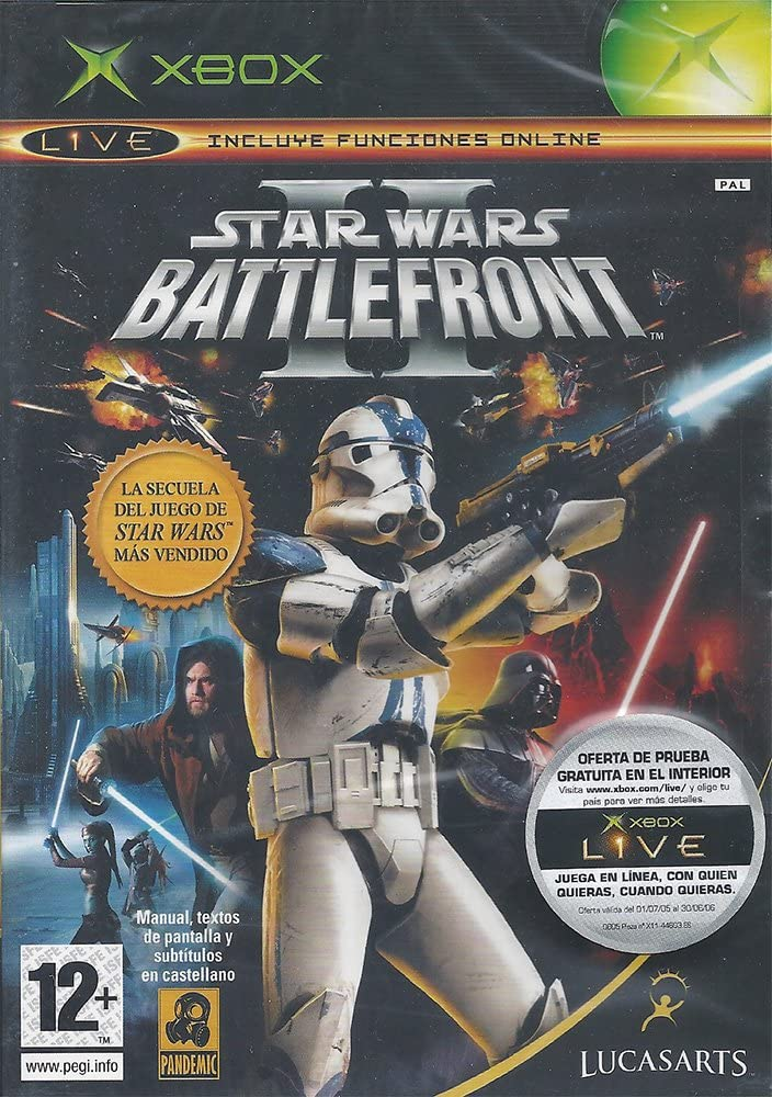 XBOX Star Wars Battlefront II: Amazon.es: Videojuegos