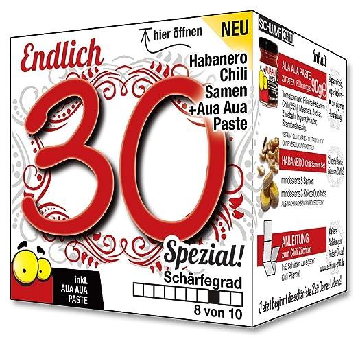 Endlich 30 SPEZIAL   Eine Tolle Geschenkidee Zum 30. Geburtstag   Ein  Witziges Und Originelles