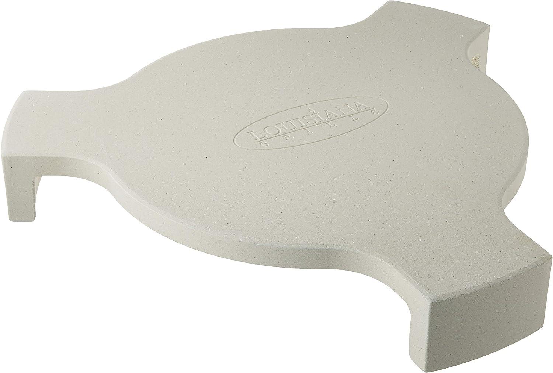 Louisiana Grills 60130 K22 Heat Deflector for LG K22 Ceramic Charcoal Barbecues