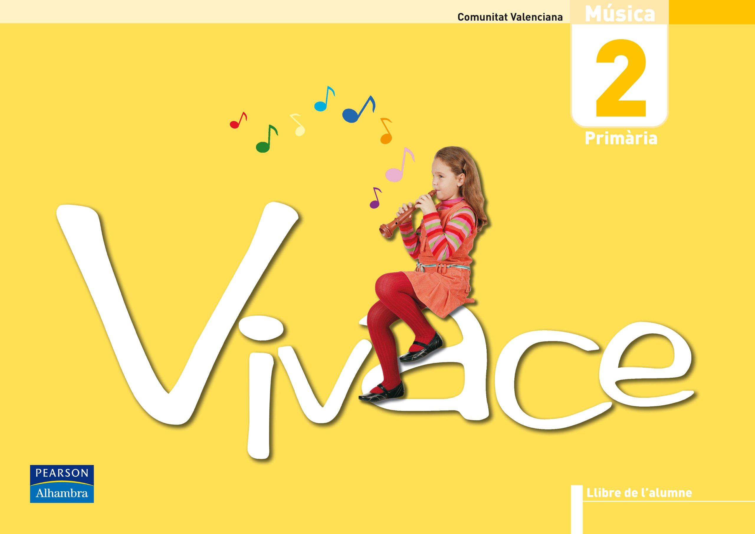 Vivace 2 llibre de lalumne Comunitat Valenciana ...