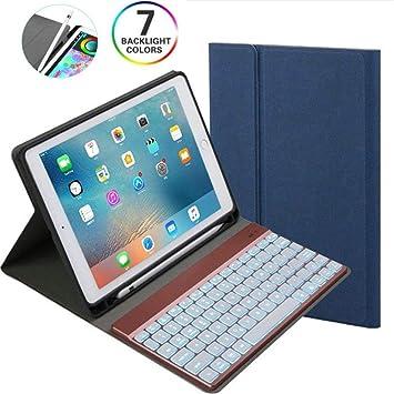 Amazon.com: Huawei MediaPad M5 10,8 Funda para teclado ...