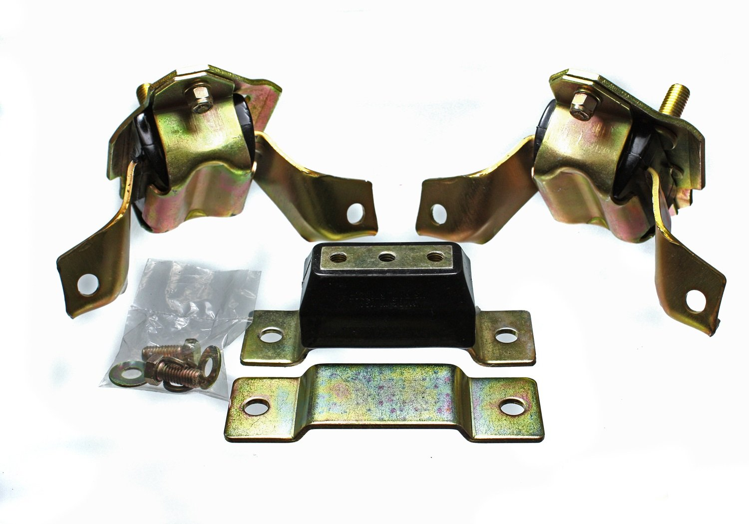 Energy Suspension 4.1124G MUST. MOTOR MOUNT & TRANS SET by Energy Suspension