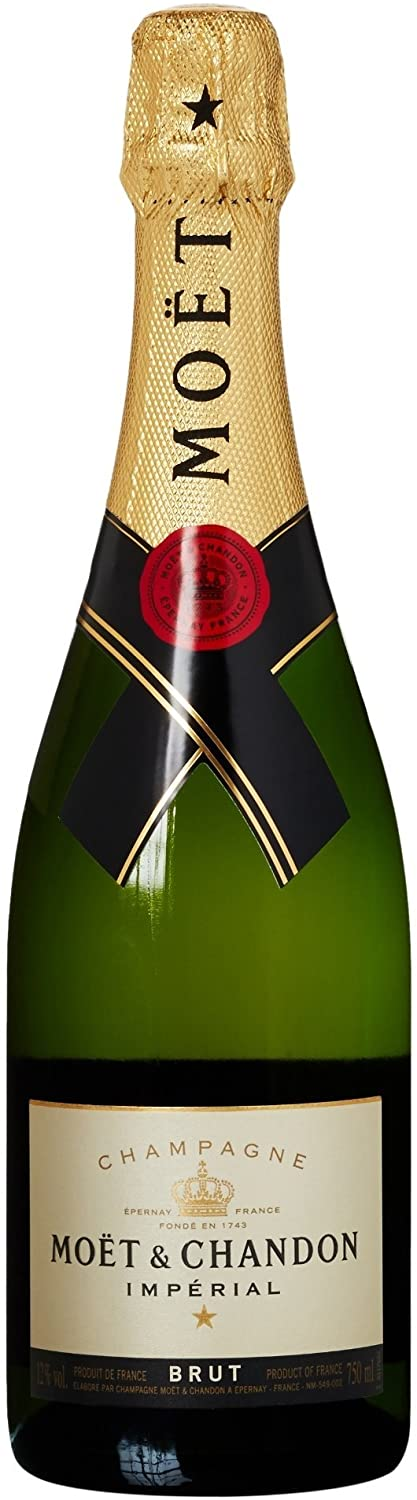 Moet Chandon - Champagne Imperial - 750 ml