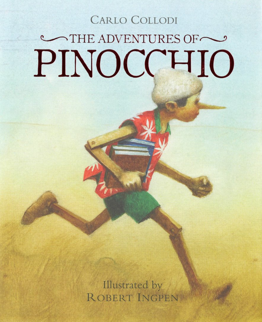 the adventures of pinocchio sterling illustrated classics carlo collodi robert ingpen 9781454912682 amazoncom books