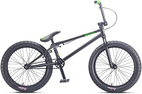 Mafiabikes Madmain 20 Flat Black Harry Main BMX Bike