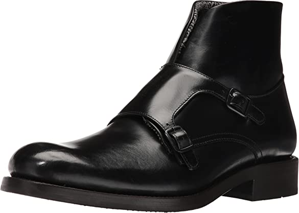 b27529c3396 Amazon.com | Wolverine 1000 Mile Men's Myles Monk Strap Boots ...