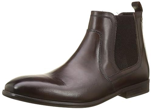 Base LondonFloyd - Botas Chelsea Hombre, marrón (Marron (Brown Washed)), 44: Amazon.es: Zapatos y complementos