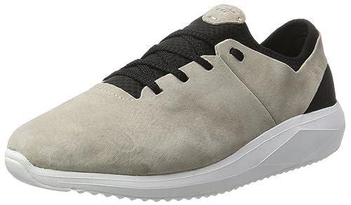 Boxfresh ESB Sh Lea, Sneaker Uomo, Beige (Beige STG), 40 EU